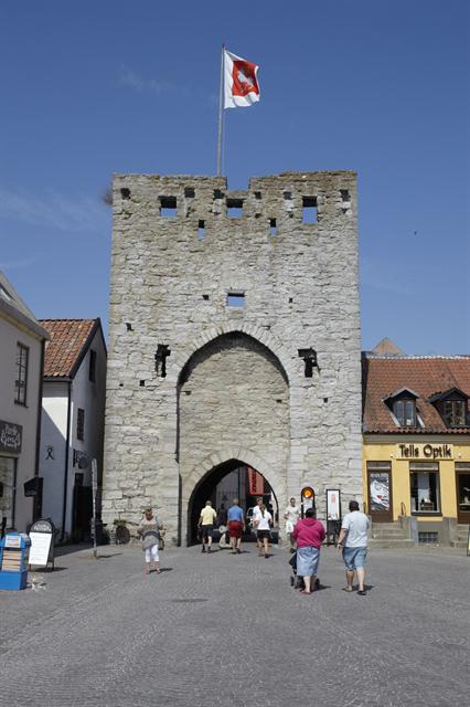 Visby Oesterport foto