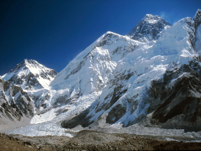 Mount Everest foto