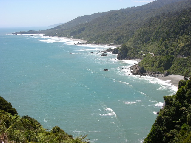 New Zealand West Coast foto