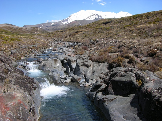Tongariro National Park foto